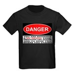 No Obama Zone Kids Dark T-Shirt