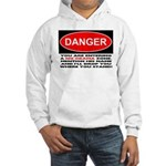 No Obama Zone Hooded Sweatshirt