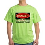 No Obama Zone Green T-Shirt