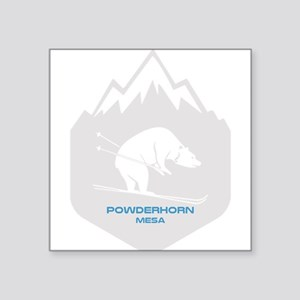 Powderhorn Resort - Mesa - Colorado Sticker
