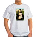 Mona / Lhasa Apso #4 Light T-Shirt