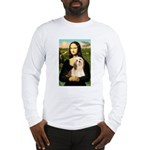 Mona / Lhasa Apso #4 Long Sleeve T-Shirt