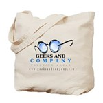 Geeks and Company Tote Bag