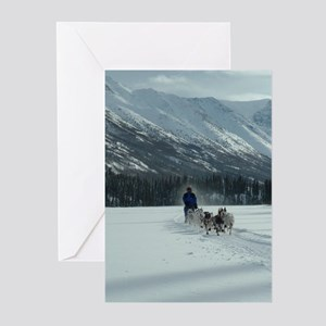 Christmas Yukon Greeting Cards (Pk of 10)