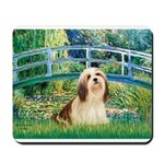 Bridge / Lhasa Apso #4 Mousepad