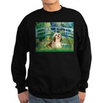 Bridge / Lhasa Apso #4 Sweatshirt (dark)