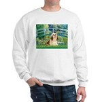 Bridge / Lhasa Apso #4 Sweatshirt