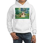 Bridge / Lhasa Apso #4 Hooded Sweatshirt