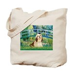 Bridge / Lhasa Apso #4 Tote Bag