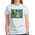 Bridge / Lhasa Apso #4 Women's T-Shirt