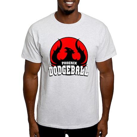Phoenix Dodgeball Light T-Shirt