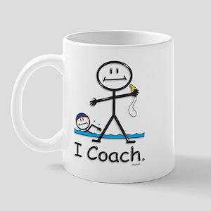 Swimming Coach Mug
