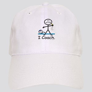 Swimming Coach Cap