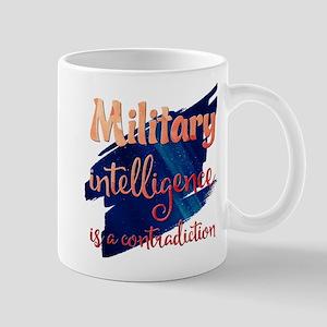 Military intelligence Military intelligence Mugs