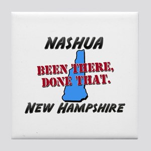 nashua new hampshire - been there, done that Tile