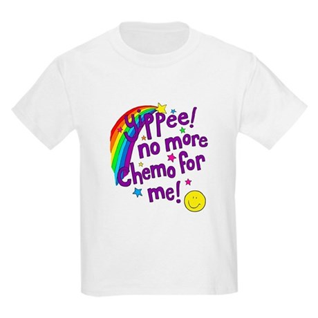 Kids Light T-Shirt- No More Chemo