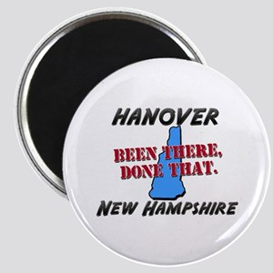 hanover new hampshire - been there, done that Magn
