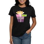 Papa's Favorite Gift Women's Dark T-Shirt