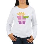Papa's Favorite Gift Women's Long Sleeve T-Shirt