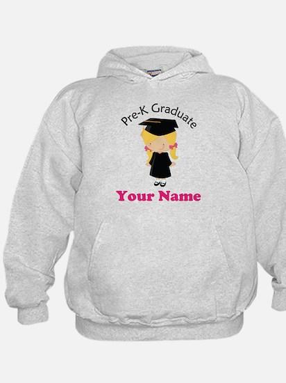 personalized pre-k girl Sweatshirt