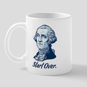 Start Over Mug