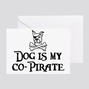 Co-Pirate Greeting Cards (Pk of 10)