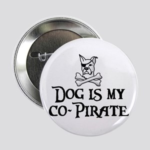 "Co-Pirate 2.25"" Button"