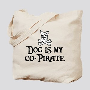 Co-Pirate Tote Bag