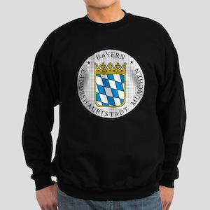 Munich / Munchen Sweatshirt (dark)
