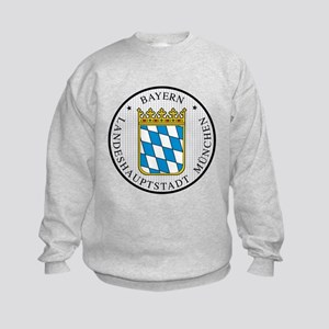 Munich / Munchen Kids Sweatshirt