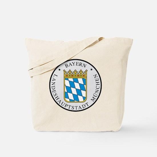 Munich / Munchen Tote Bag