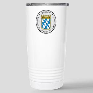 Munich / Munchen Stainless Steel Travel Mug