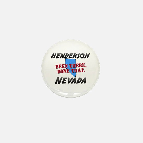 henderson nevada - been there, done that Mini Butt