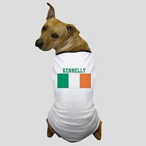 Kennelly (ireland flag) Dog T-Shirt