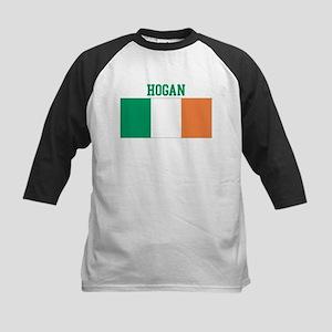 Hogan (ireland flag) Kids Baseball Jersey