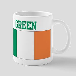 Green (ireland flag) Mug