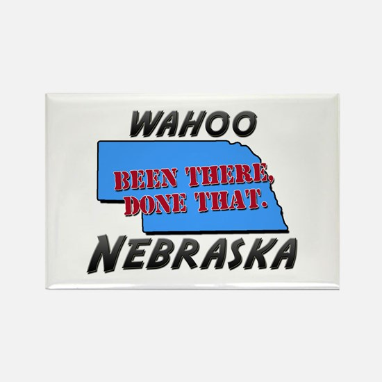 wahoo nebraska - been there, done that Rectangle M