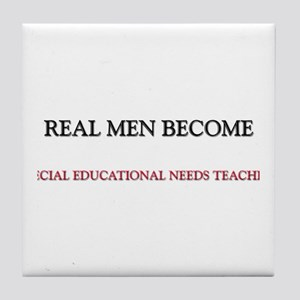 Real Men Become Special Educational Needs Teachers