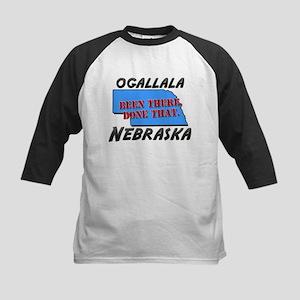 ogallala nebraska - been there, done that Kids Bas