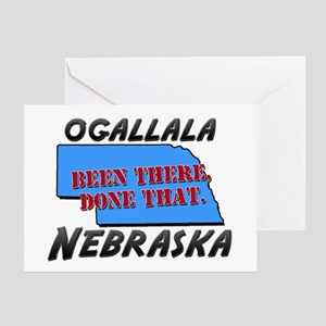 ogallala nebraska - been there, done that Greeting