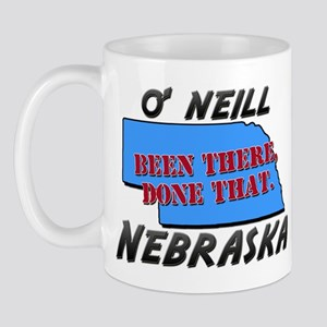 o' neill nebraska - been there, done that Mug