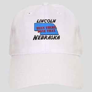 lincoln nebraska - been there, done that Cap
