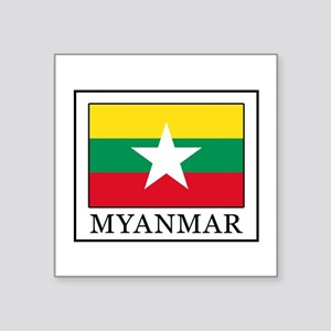 Myanmar Sticker