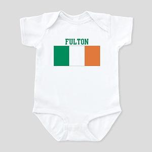 Fulton (ireland flag) Infant Bodysuit