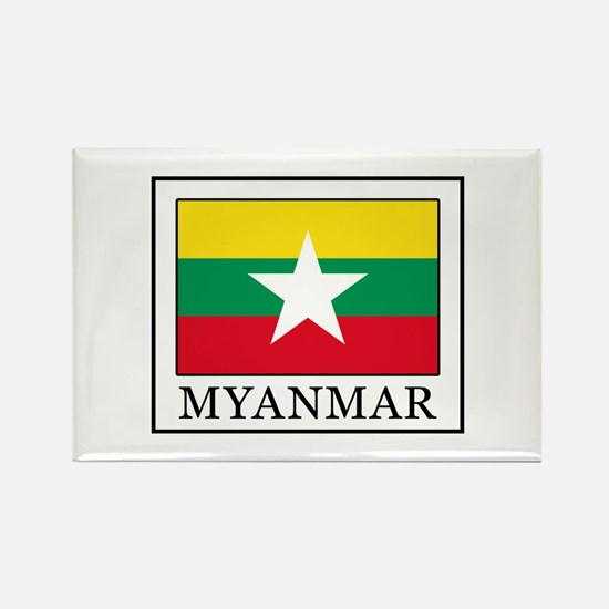 Myanmar Magnets