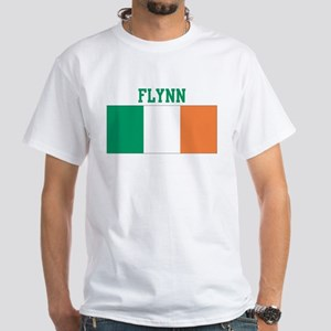 Flynn (ireland flag) White T-Shirt