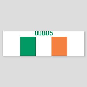 Dodds (ireland flag) Bumper Sticker