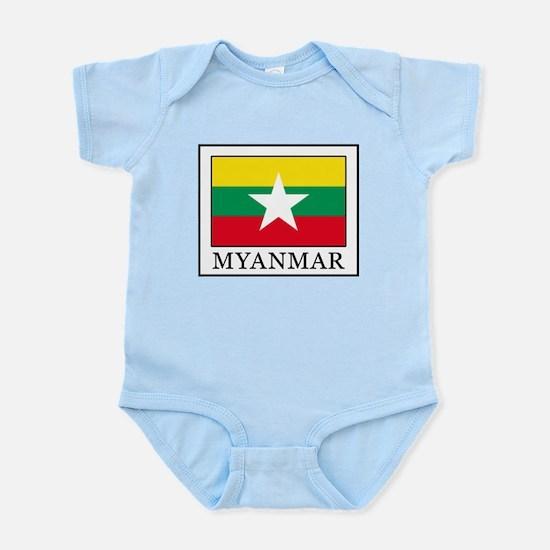 Myanmar Body Suit