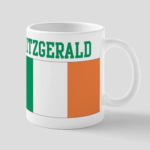 Fitzgerald (ireland flag) Mug
