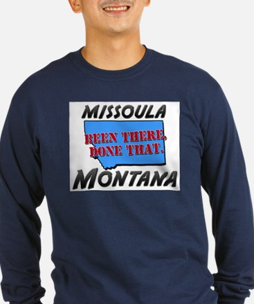 missoula montana - been there, done that T